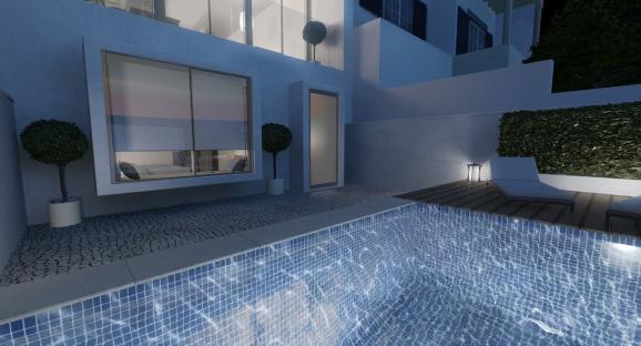 Lagos villa 3 bild 1
